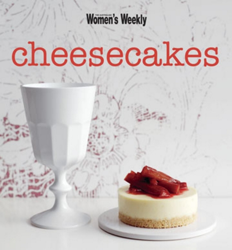 The Australian Women's Weekly Cheesecakes Cookbook