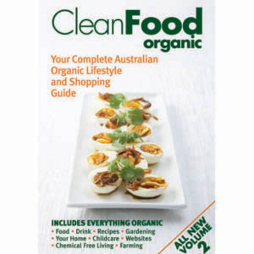 Cleanfood Organic Volume 2 Cover